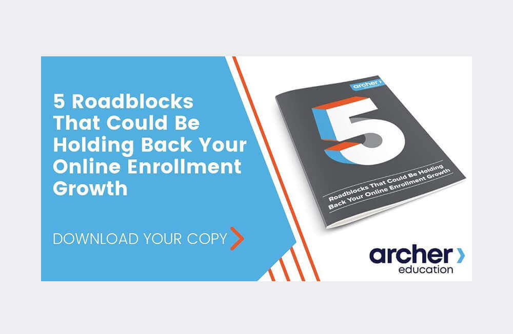 Archer eBook Roadblocks Ad