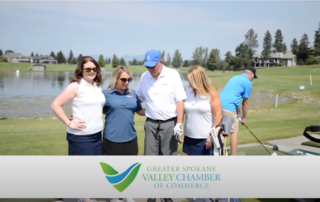 Spokane Valley Chamber of Commerce Golf Tournament