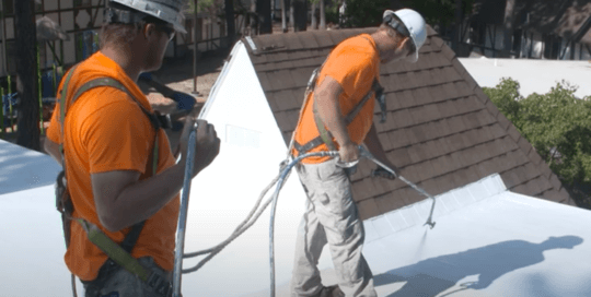 Fluid Applied Roofing