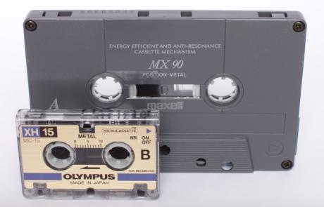 Cassette and Micro Cassette
