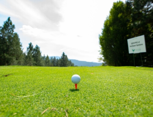 Spokane Valley Chamber of Commerce: Annual Golf Tournament