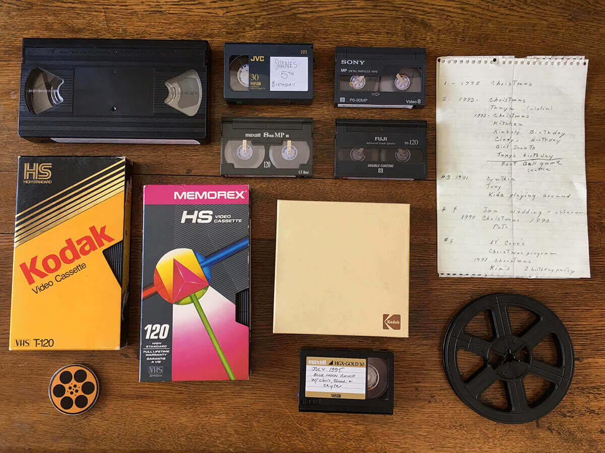 Film & Tape Transfers