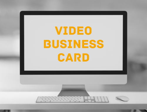 What is a Video Business Card?