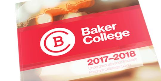 Baker College Catalog